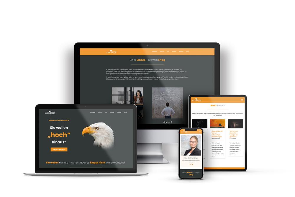 Logo Design + Webdesign Wordpress | sternloscreative