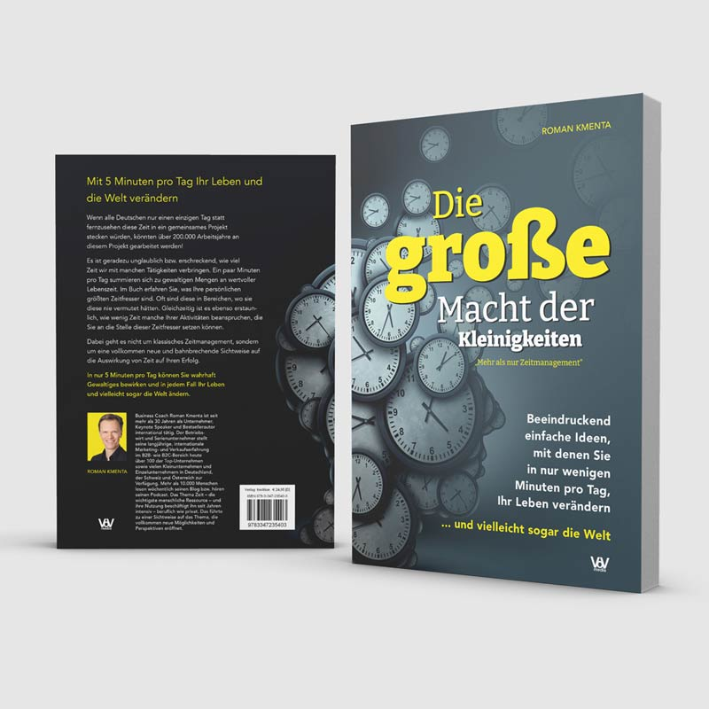 Cover & Buchblock Design | sternloscreative