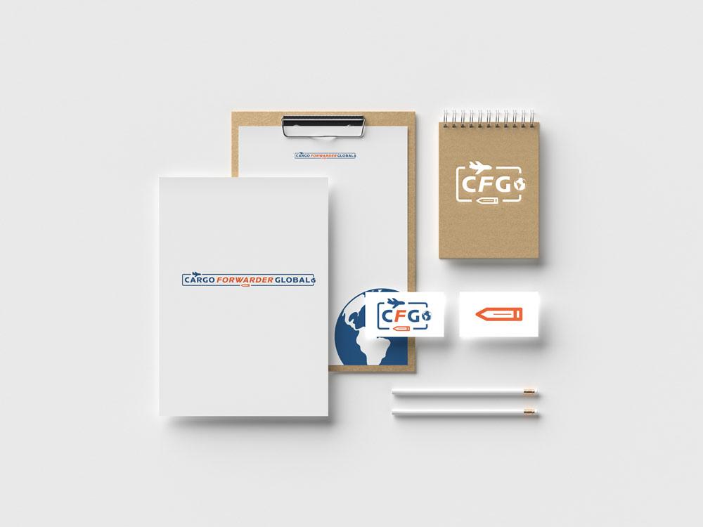Logo Design | Logo only | cargoforwarder | sternloscreative