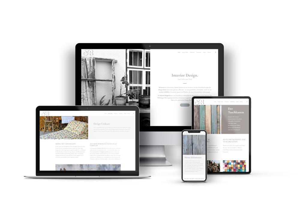 Webdesign Wordpress | sternloscreative | 3 sternpaket